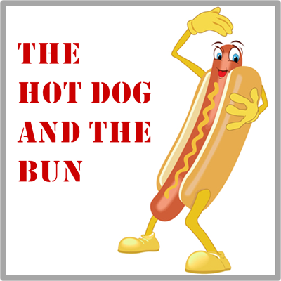 The Hot Dog and the Bun